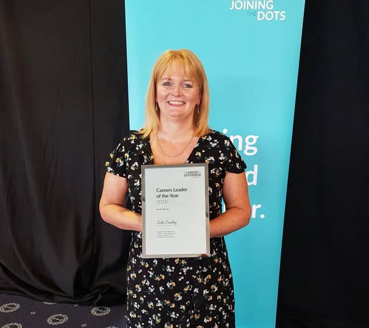 Jenny LEAN award winner 2018